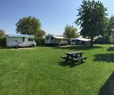 Kleine groene camping Limburg