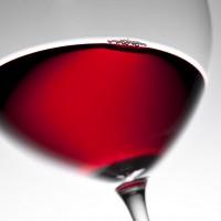 Heerlijke rode wijn