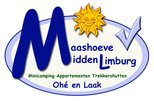 Kleine groene camping Limburg met de familie