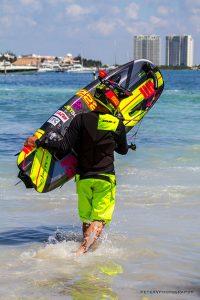 Jet surfboard