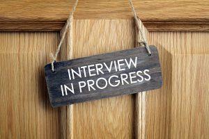 Een prettige interview transcriptie