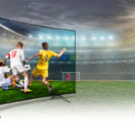 voetbal op televisie